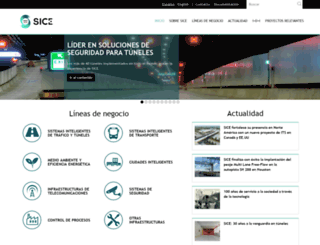 sice.com screenshot
