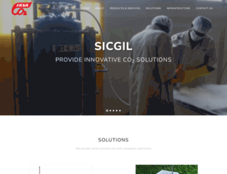 sicgil.com screenshot