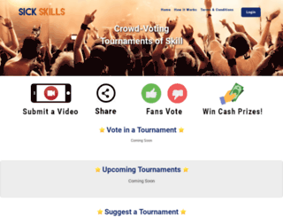 sickskills.com screenshot