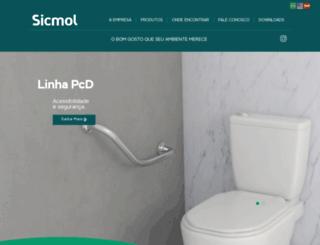 sicmol.com.br screenshot