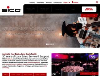 sicoinc.com screenshot