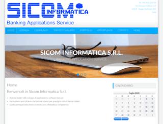 sicominformatica.it screenshot