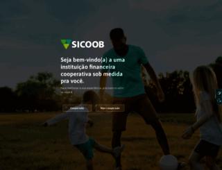 sicoob.com.br screenshot