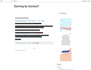 sidautosurf.blogspot.com screenshot