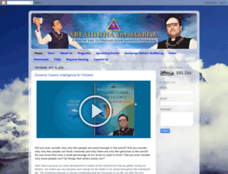 siddhasanmarga.com screenshot