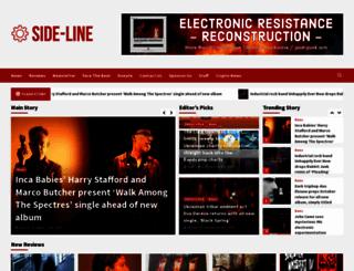 side-line.com screenshot