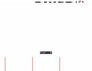 sidekickboxing.co.uk screenshot