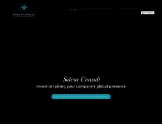sideraconsult.com screenshot