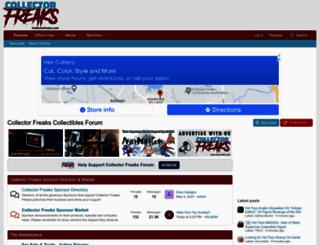 sideshowcollectors.com screenshot