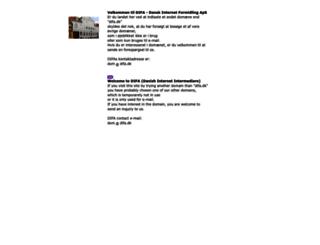 sidespring.dk screenshot