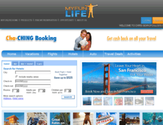 sidiropouloschristos.chachingbooking.com screenshot