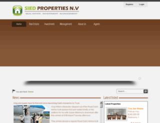 siedproperties.com screenshot