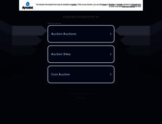 siegelauctiongalleries.us screenshot