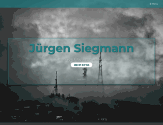 siegmann.ws screenshot