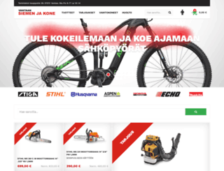 siemenjakone.com screenshot