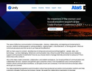 siemens-enterprise.com screenshot