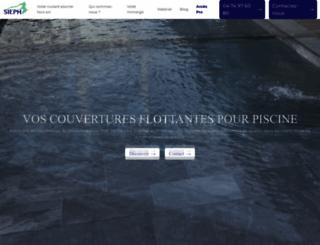 sieph.com screenshot
