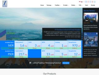 sier-pier.com screenshot