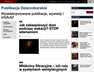 sierpniowy.pl screenshot