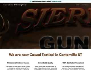 sierraguns.com screenshot