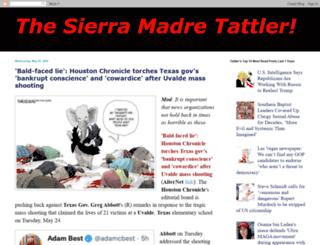 sierramadretattler.blogspot.com screenshot