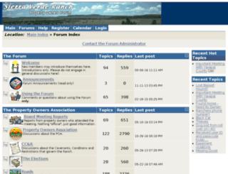 sierraverderanch.com screenshot