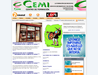 sietesemanal.com screenshot