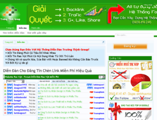 sieuban.net screenshot