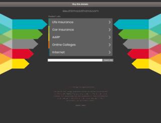 sieuthinhadathanoi.com screenshot
