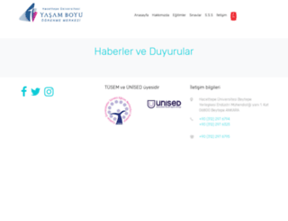 sifre.hacettepe.edu.tr screenshot