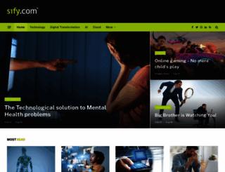 sify.com screenshot