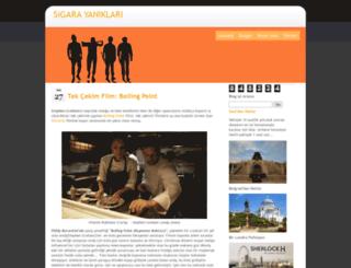 sigarayaniklari.blogspot.com screenshot
