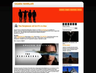 sigarayaniklari.blogspot.com.tr screenshot
