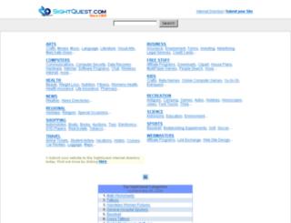 sightquest.com screenshot