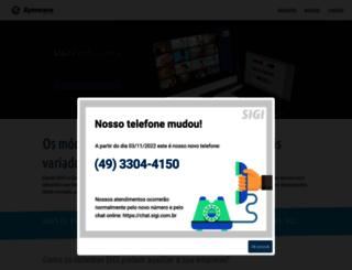 sigi.com.br screenshot