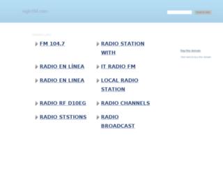 siglo104.com screenshot