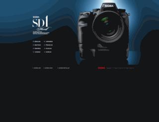 sigma-sd.com screenshot