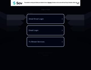 sign-in.biz screenshot