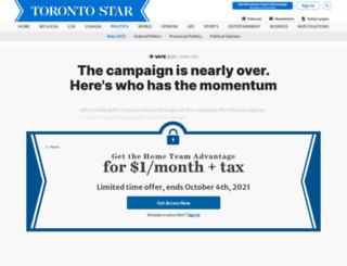 signal.thestar.com screenshot