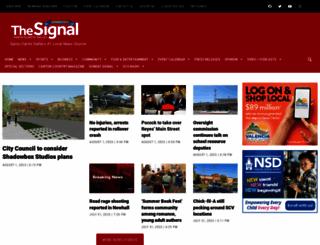signalscv.com screenshot
