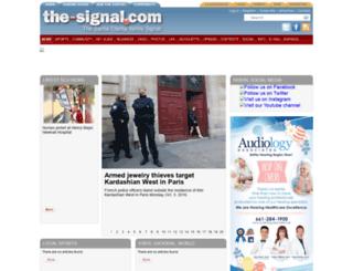 signalscv.morristechnology.com screenshot
