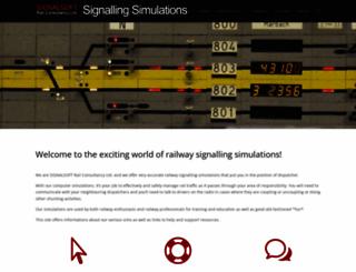signalsimulation.com screenshot