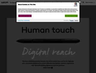 signature.wacom.eu screenshot
