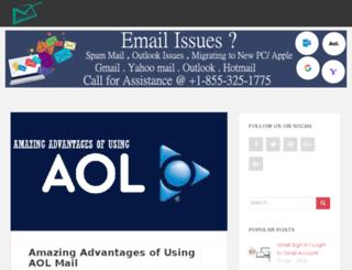 signin-email.com screenshot