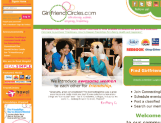 signin.girlfriendcircles.com screenshot