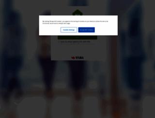 signin.visma.net screenshot