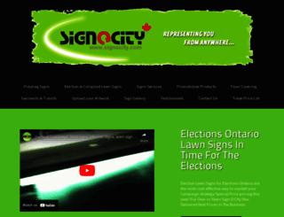 signocity.com screenshot
