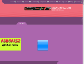 signoripagoio.clicca.li screenshot