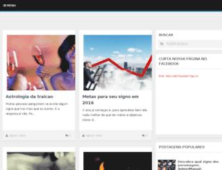 signosnews.com.br screenshot