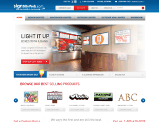 signsbyweb.com screenshot